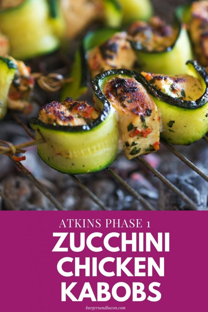 These Incredibly Delicious Atkins Phase 1 Asian Chicken Kabobs are so simple to make. You'll be shocked at how well they fit in with the Atkins phase 1 plan