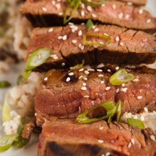 This beef with scallion saute is perfect for those on Atkins phase 1. This beef with scallion saute is easy to make. For more Atkins phase 1 dinner recipes